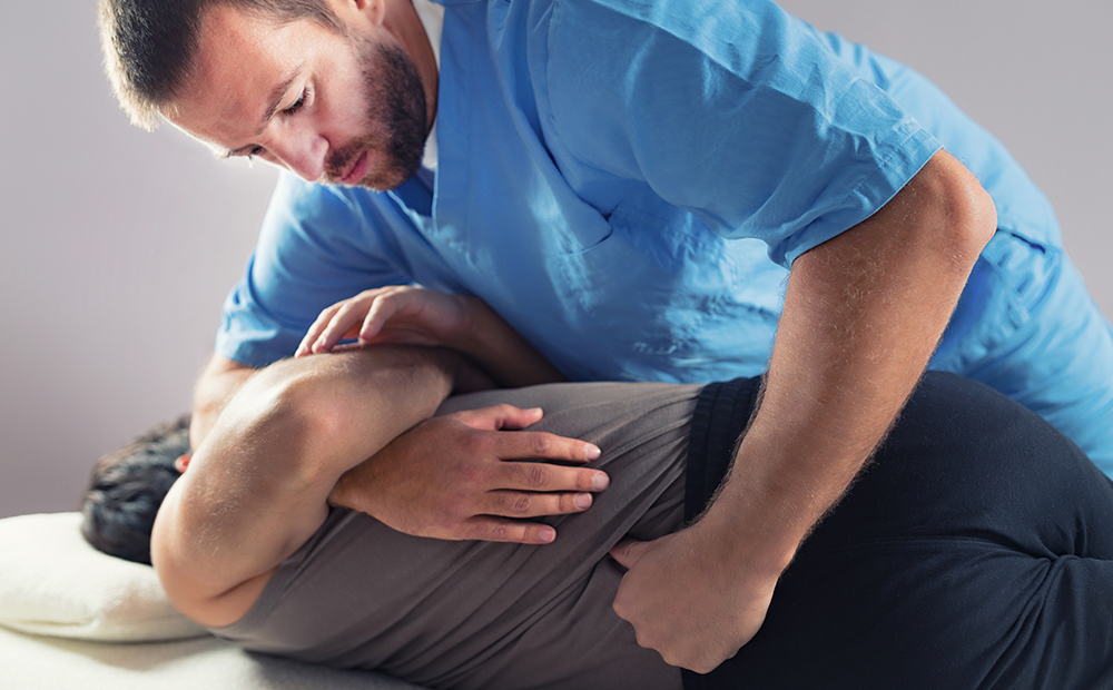Is It Time For a Spinal Adjustment?