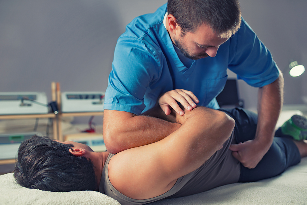 Physical Therapy & Chiropractic Treatments at Royal Palm