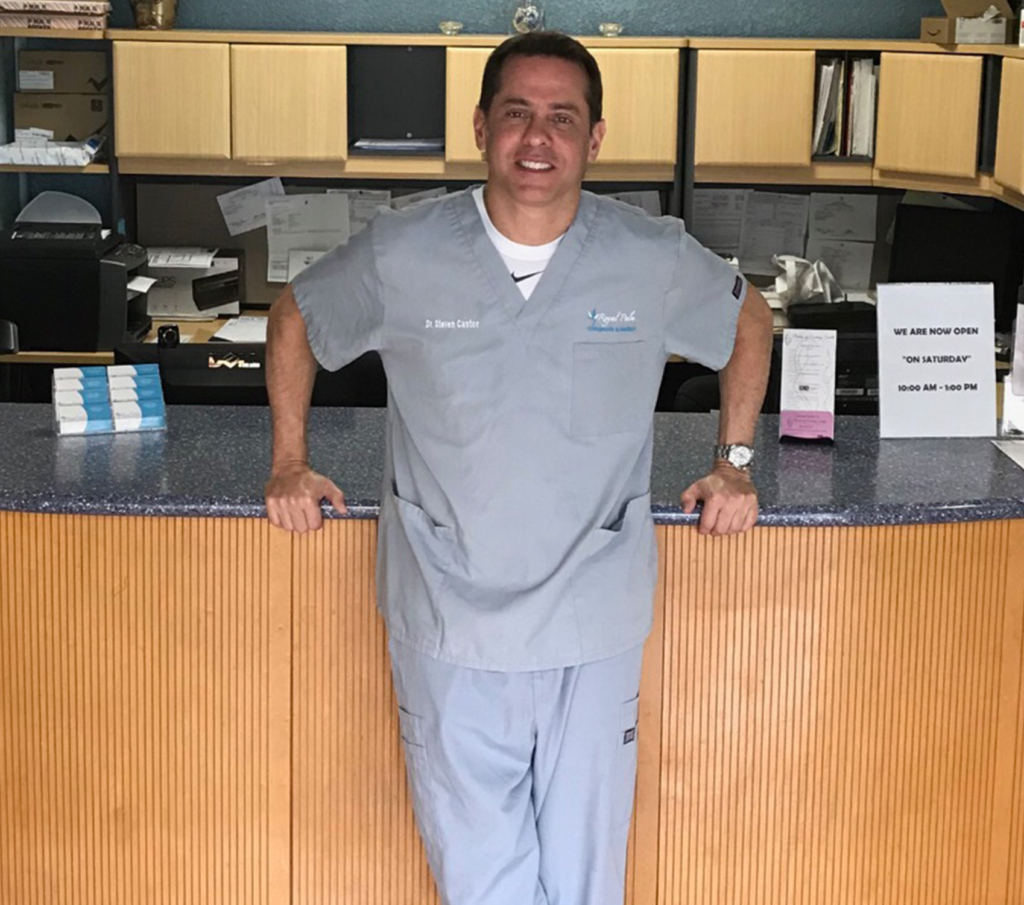Get to Know Dr. Steven Cantor From Royal Palm Chiropractic & Wellness