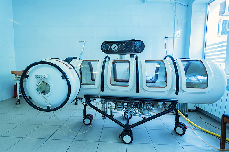 We Offer Hyperbaric Oxygen Therapy at Royal Palm Chiropractic